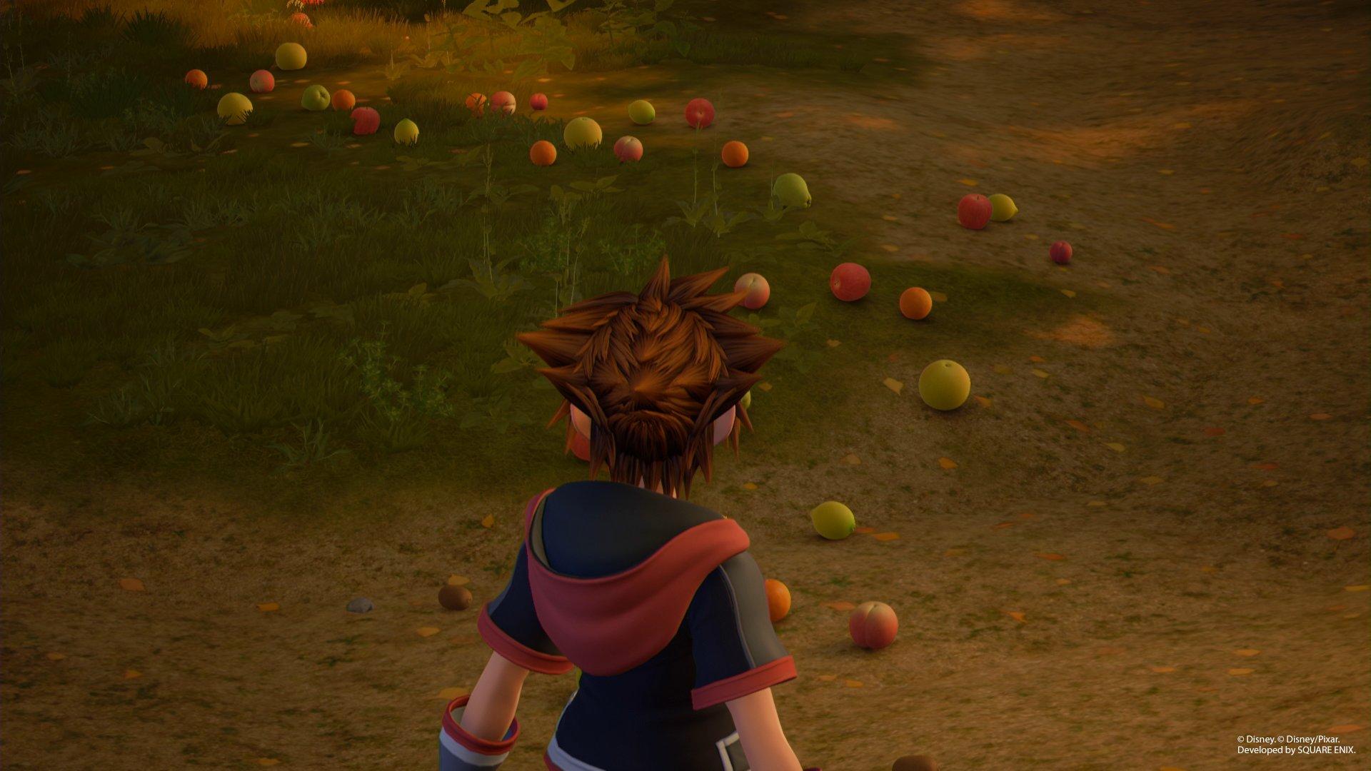 Новые скриншоты и подробности Kingdom Hearts 3