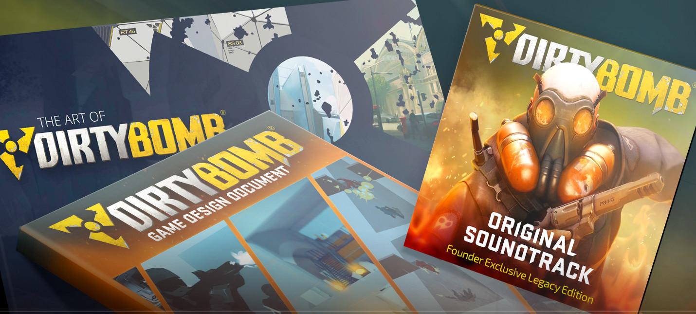Splash Damage поделилась 300-страничным дизайн-документом с историей разработки Dirty Bomb