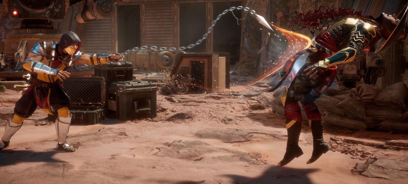 За Switch-версию Mortal Kombat 11 взялись разработчики Scribblenauts Showdown
