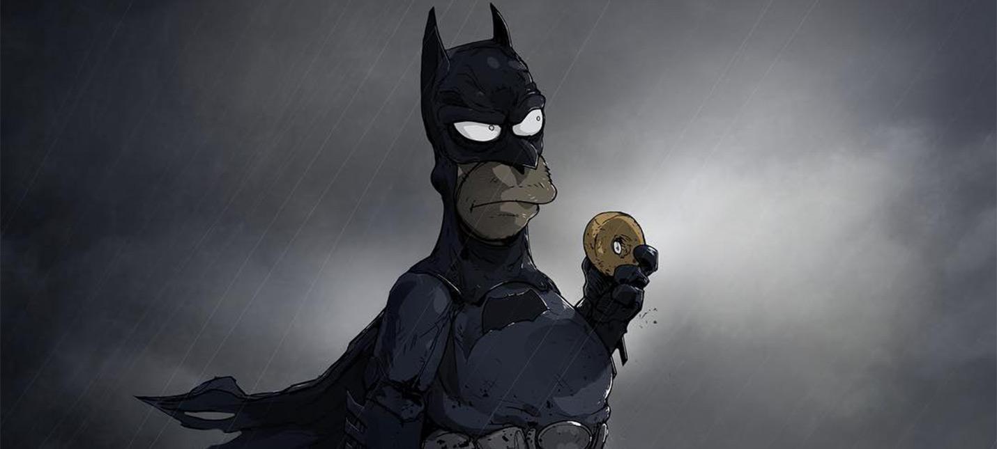 Бэтмен, Бэтмен и еще раз Бэтмен