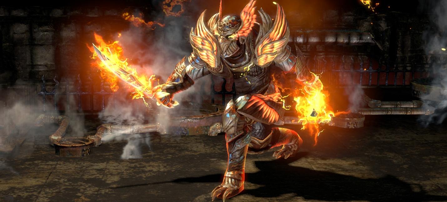 Разработчики Path of Exile поделились планами по развитию игры