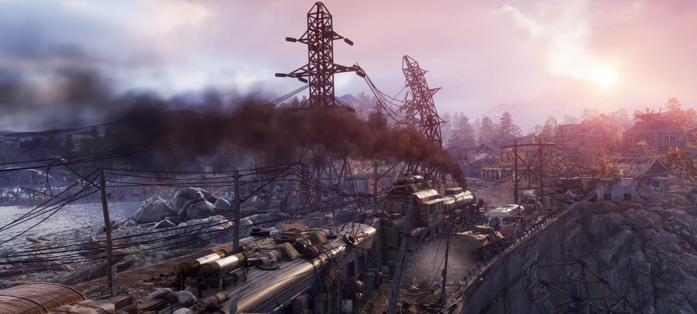 Второй видеодневник разработки Metro Exodus посвятили движку и оружию