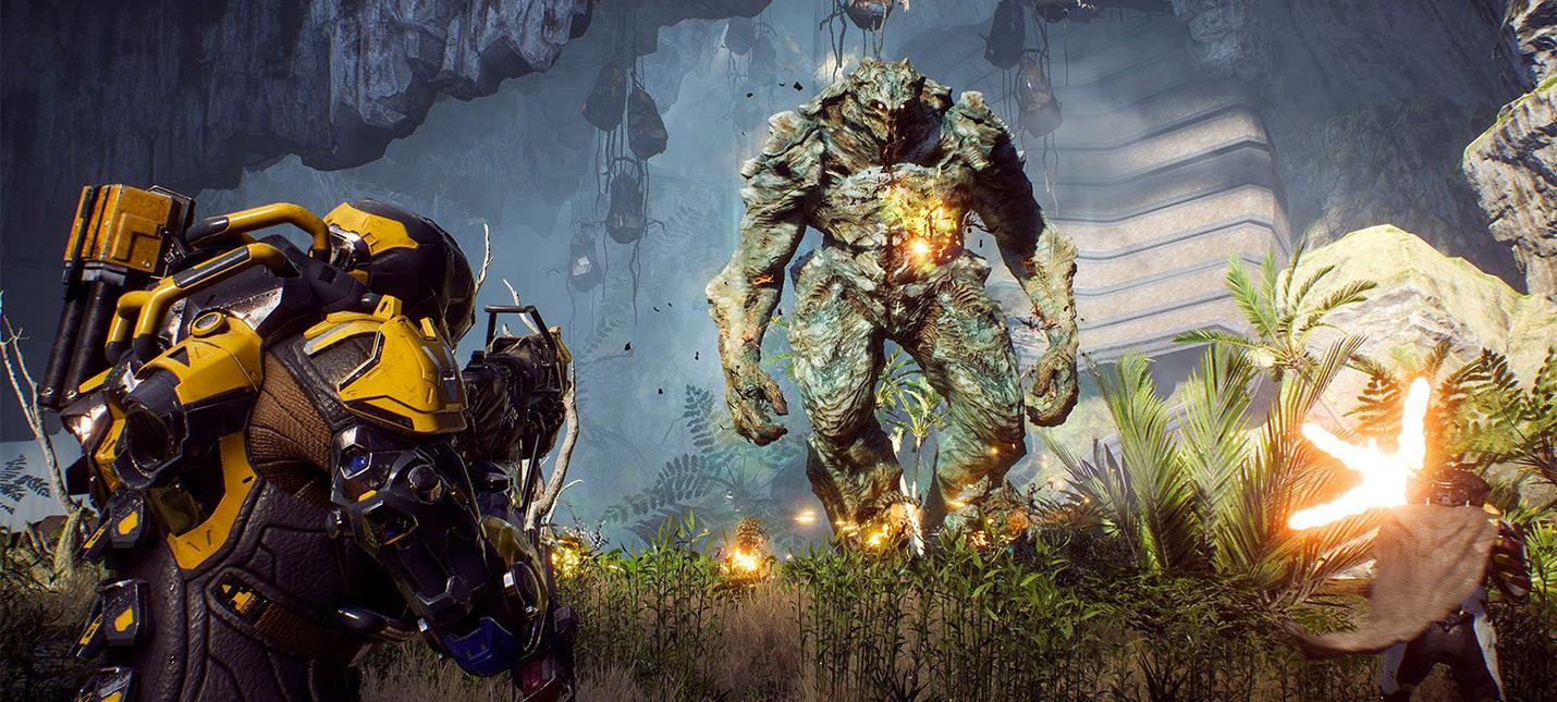 Anthem получит поддержку Nvidia DLSS после релиза, трассировка лучей под вопросом