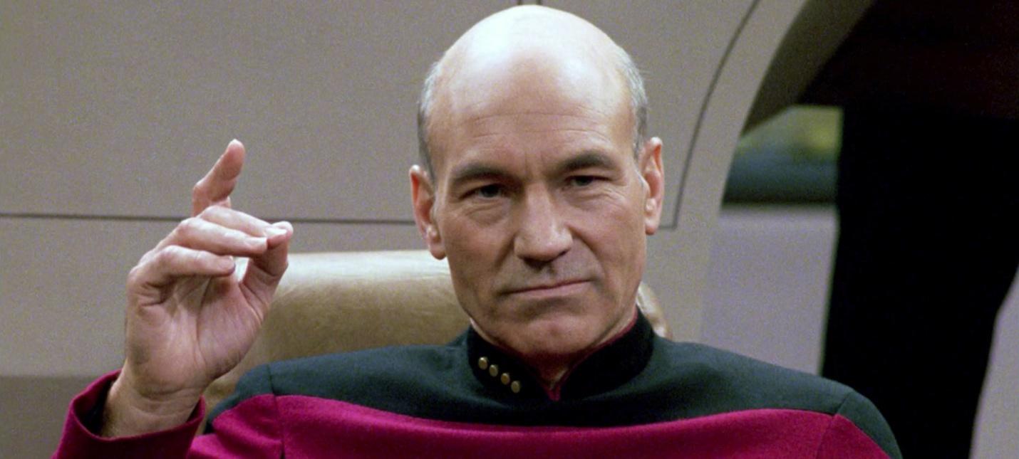 Сериал Star Trek о Жан-Люке Пикарде покажет постаревшего персонажа