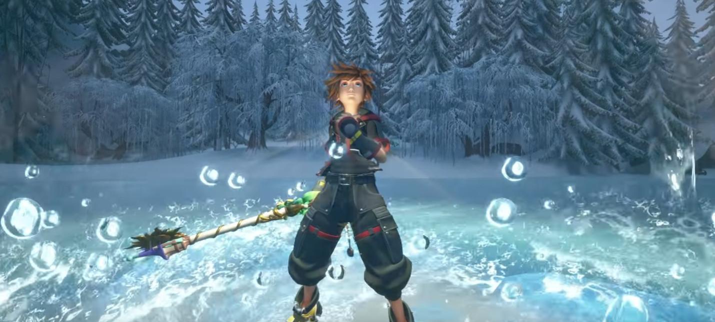 Вступительная песня Kingdom Hearts 3 получила официальный клип