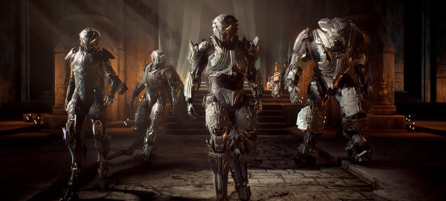 Digital Foundry: Anthem работает лучше на PS4 Pro, чем на Xbox One X