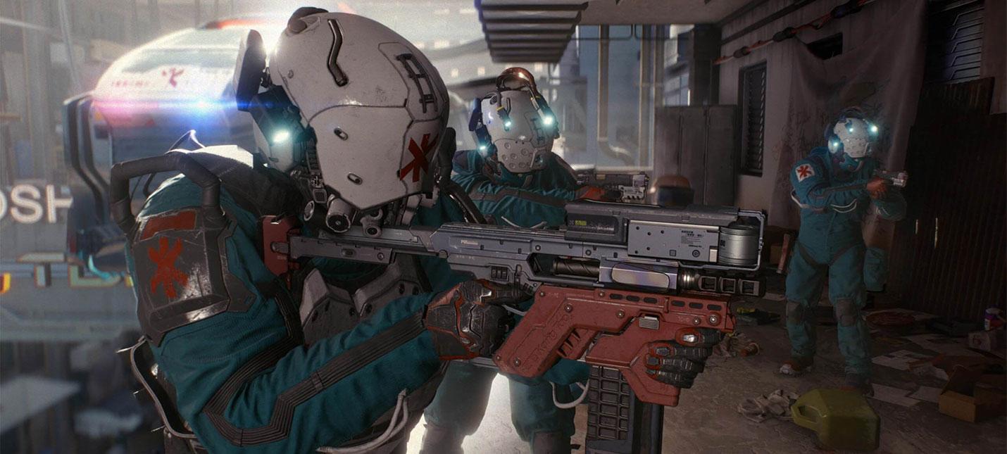 Разработкой Cyberpunk 2077 занимается 400 человек