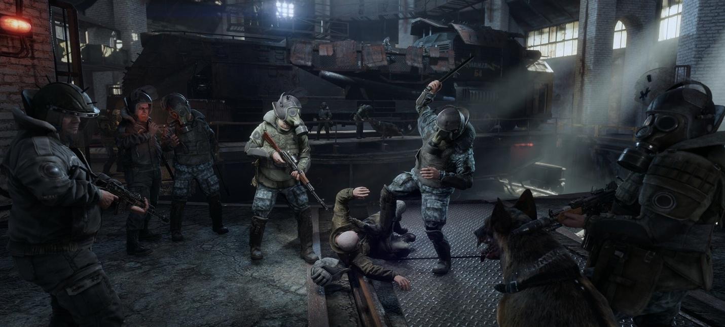 Deep Silver: Metro не перестанет выходить на PC
