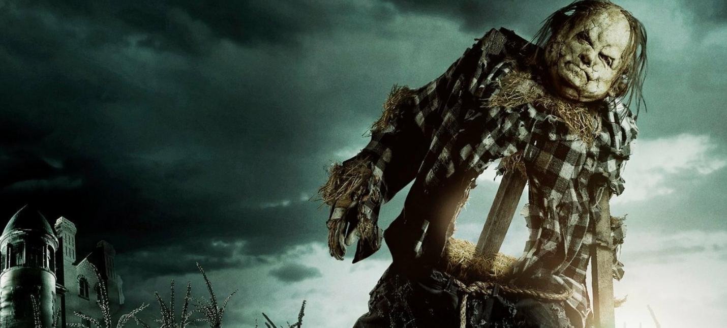 Первые тизеры хоррора Scary Stories to Tell in the Dark