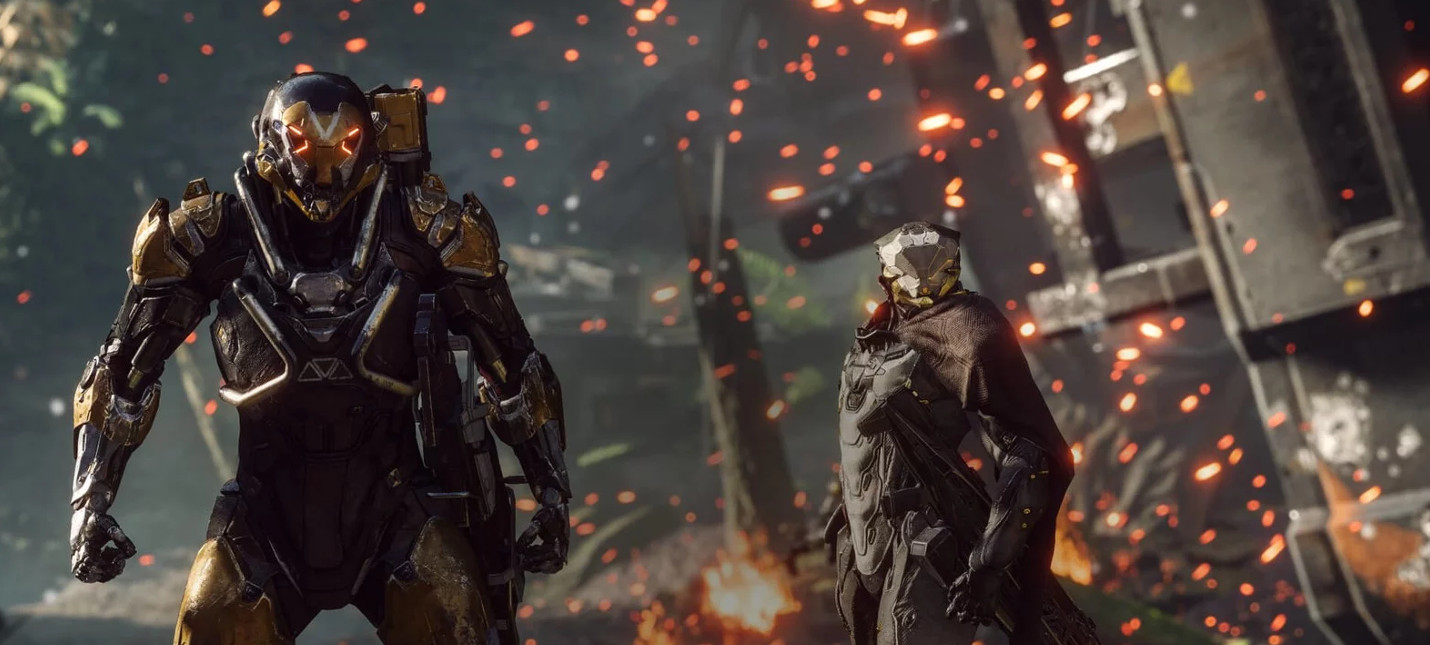 Digital Foundry: FPS в Anthem на базовой PS4 выше, чем на Xbox One X