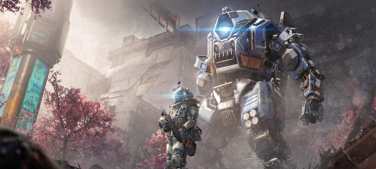 Respawn покажет новый Titanfall в этом году
