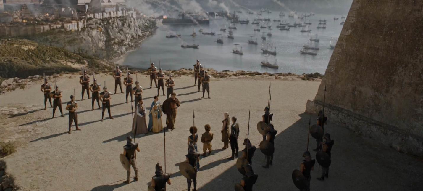 """Приквел """"Игры престолов"""" начнут снимать летом"""