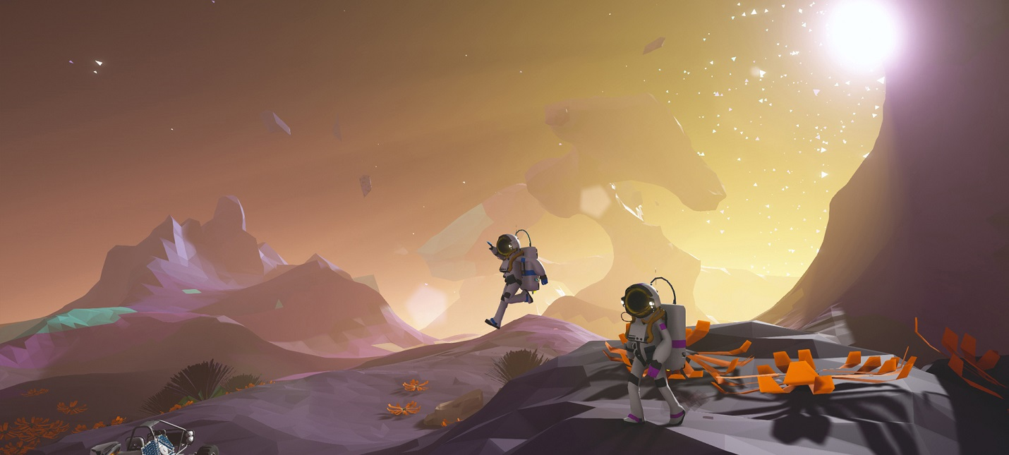Космический сурвайвал Astroneer выходит из раннего доступа сегодня