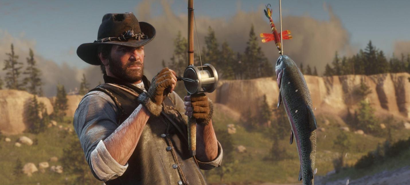 В PS Store стартовала новая распродажа — Red Dead Redemption 2 впервые получила скидку
