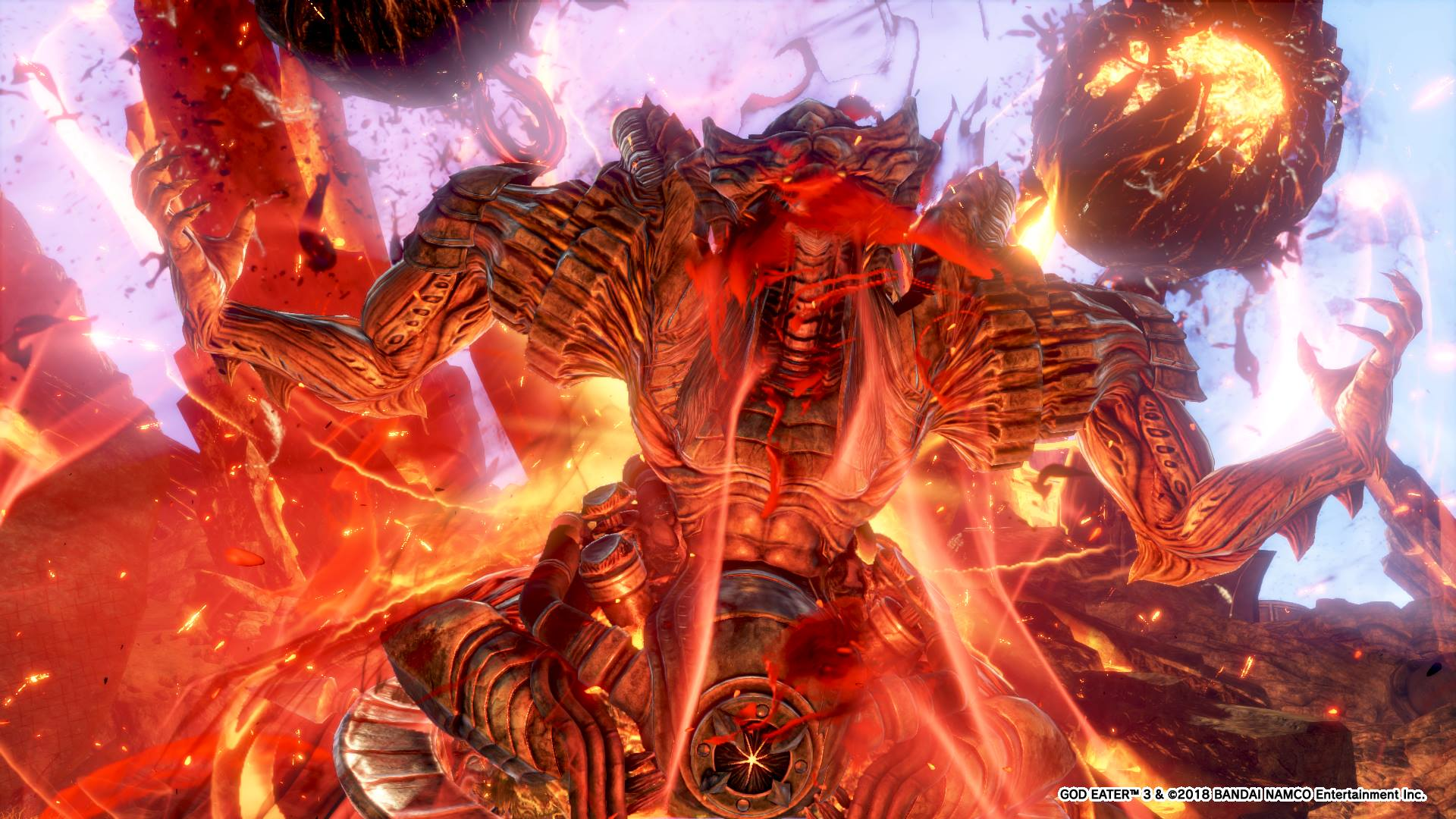 Обзор God Eater 3: Пожиратели пепла