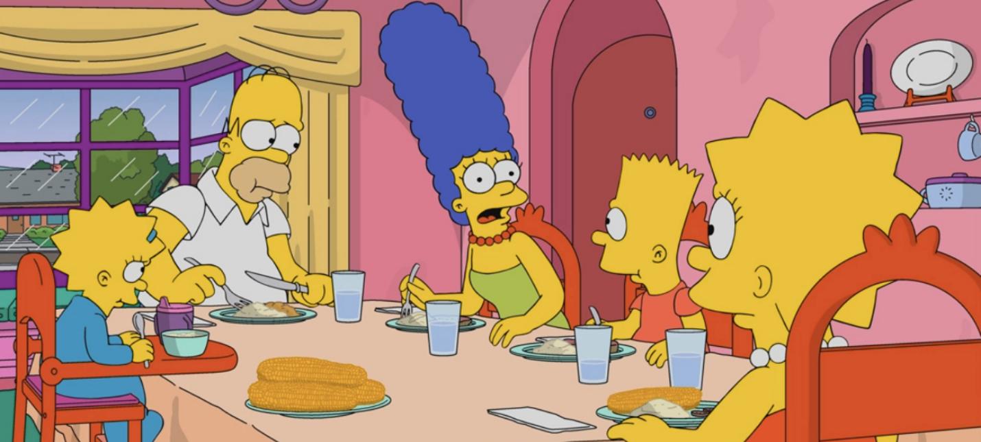 """FOX продлил """"Симпсонов"""" еще на два сезона"""