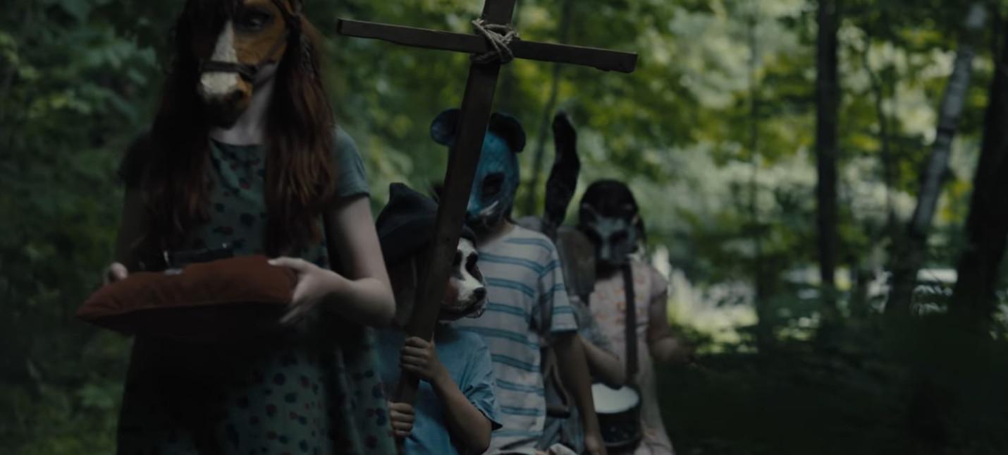 """Новый трейлер ремейка """"Кладбища домашних животных"""""""