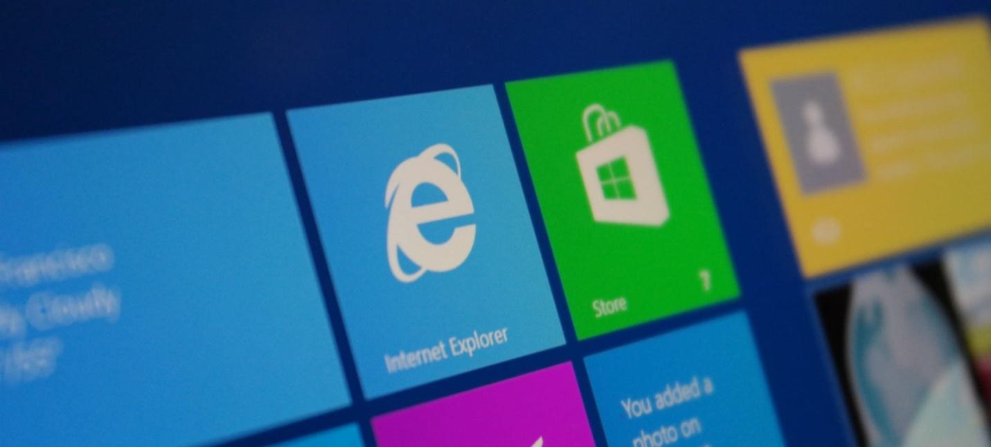 Microsoft просит перестать использовать Interner Explorer