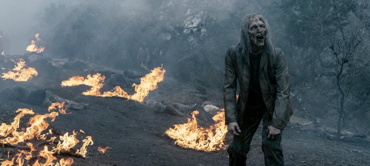 """Первые промо-фото пятого сезона """"Бойтесь ходячих мертвецов"""""""