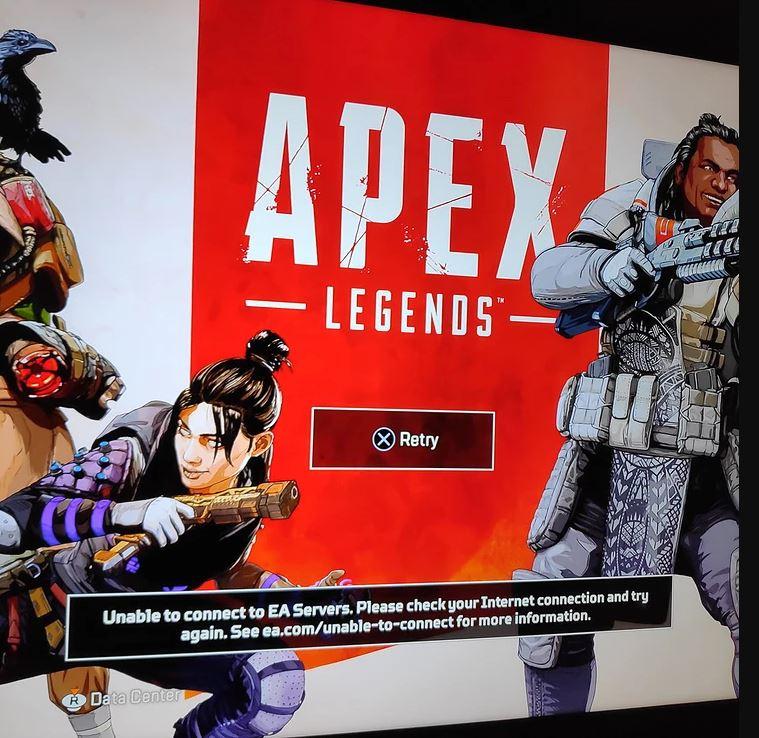 Apex Legends, Anthem и бета The Division 2 недоступны в Иране