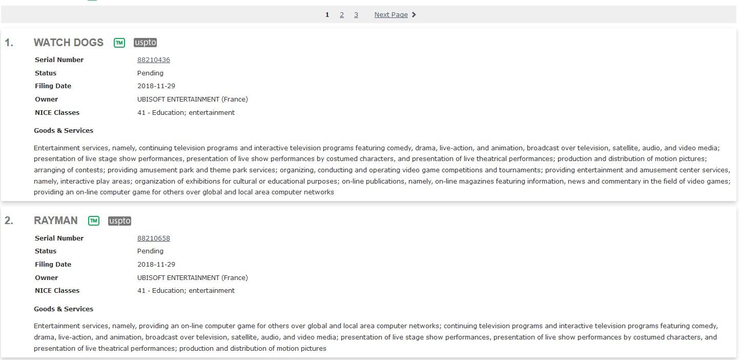 Ubisoft зарегистрировала новый товарный знак Watch Dogs