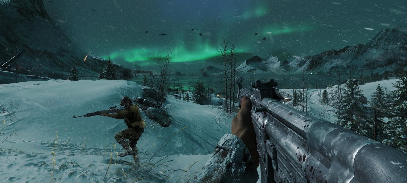 Завтрашнее обновление Battlefield 5 добавит в игру поддержку Nvidia DLSS и DXR