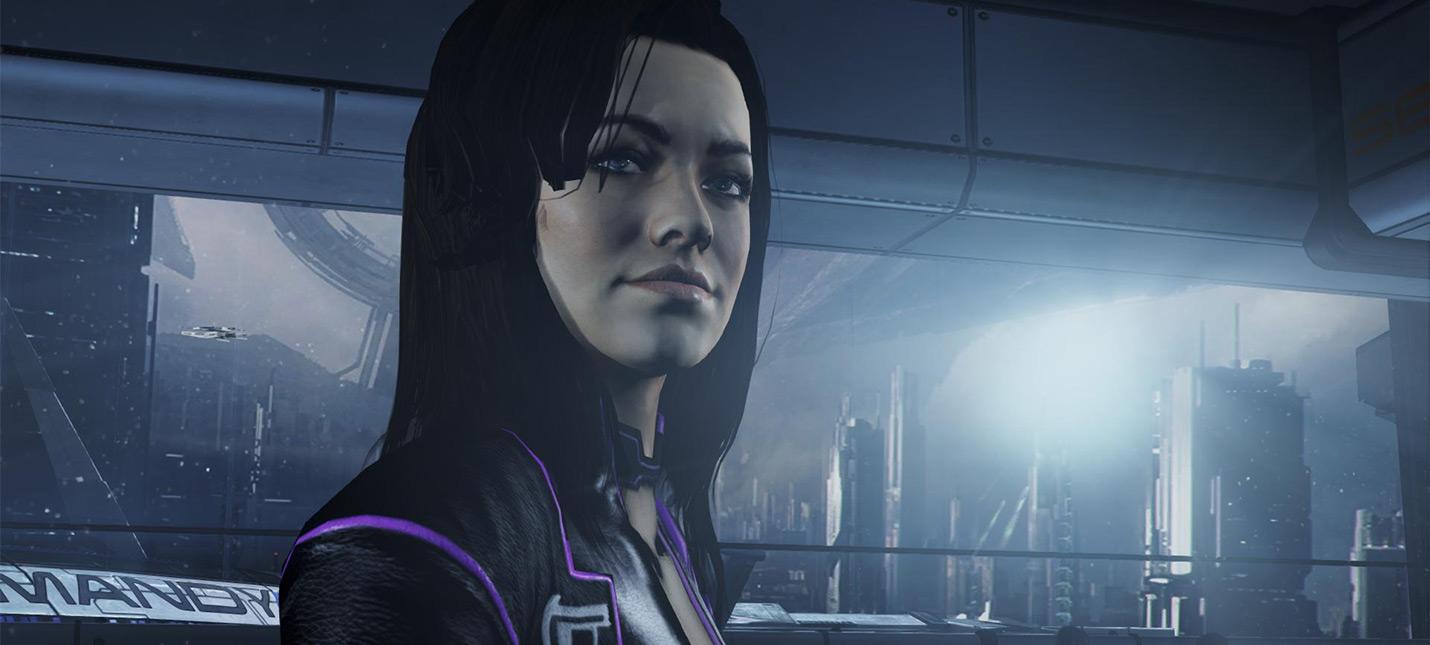 Мод Mass Effect 3 позволяет добавить в команду Миранду Лоусон