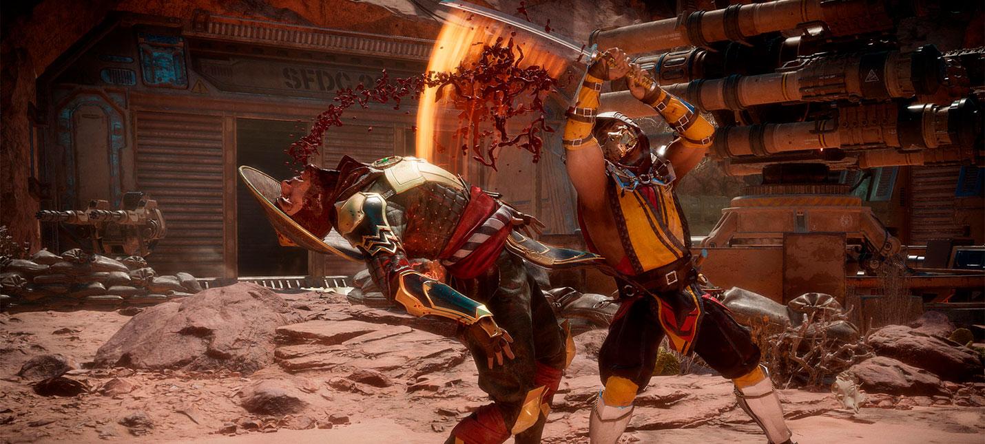 Nerdist и разработчики Mortal Kombat 11 изучат смертельные удары игровых персонажей