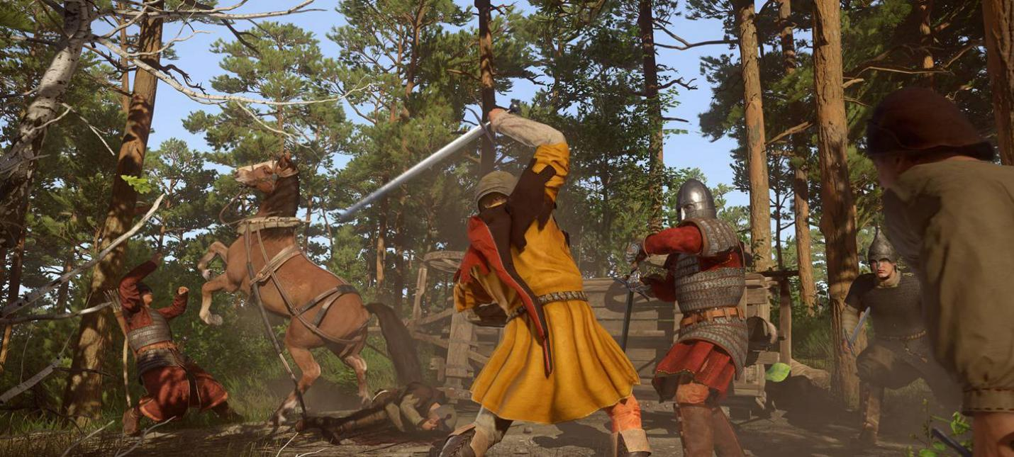 Продажи Kingdom Come: Deliverance достигли 2 миллионов копий