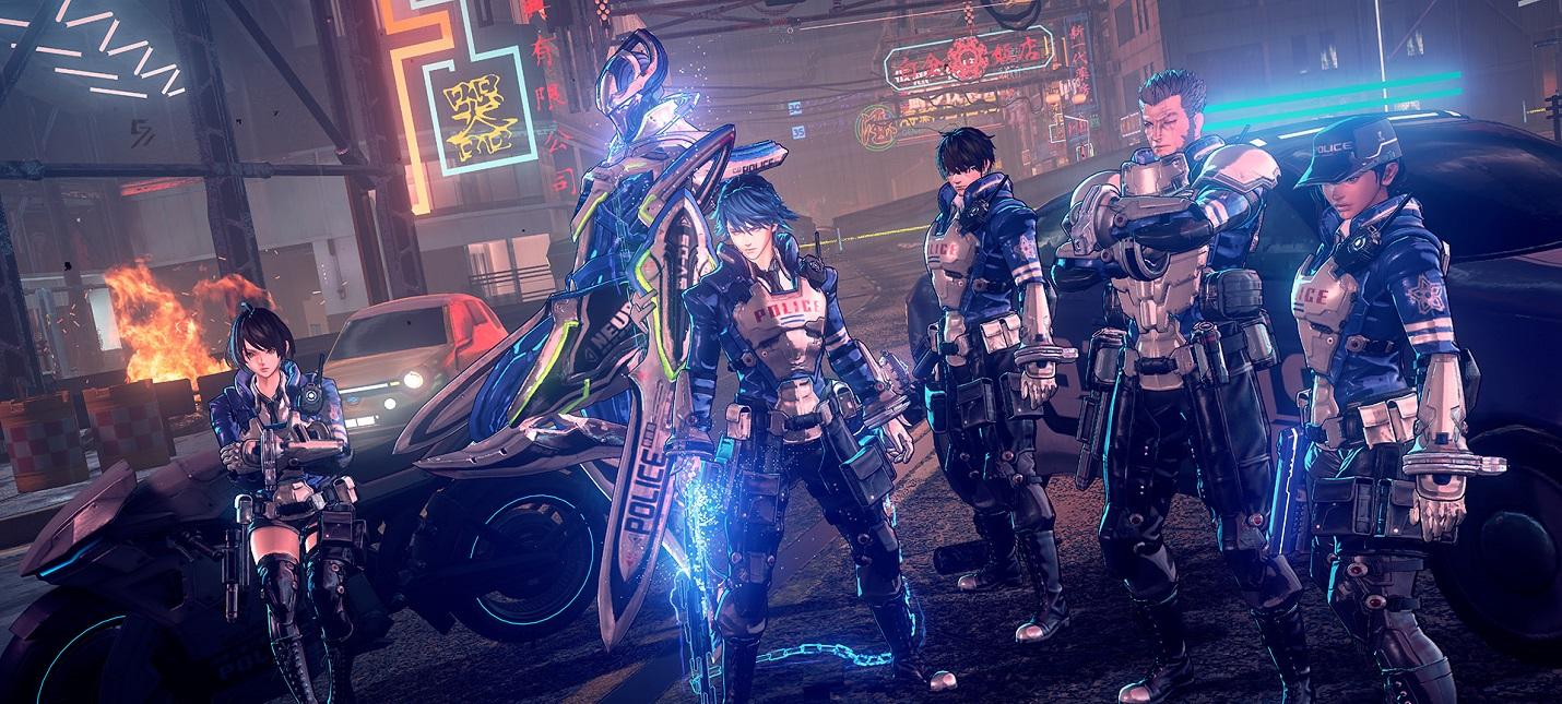 Platinum Games анонсировала экшен Astral Chain эксклюзивно для Switch