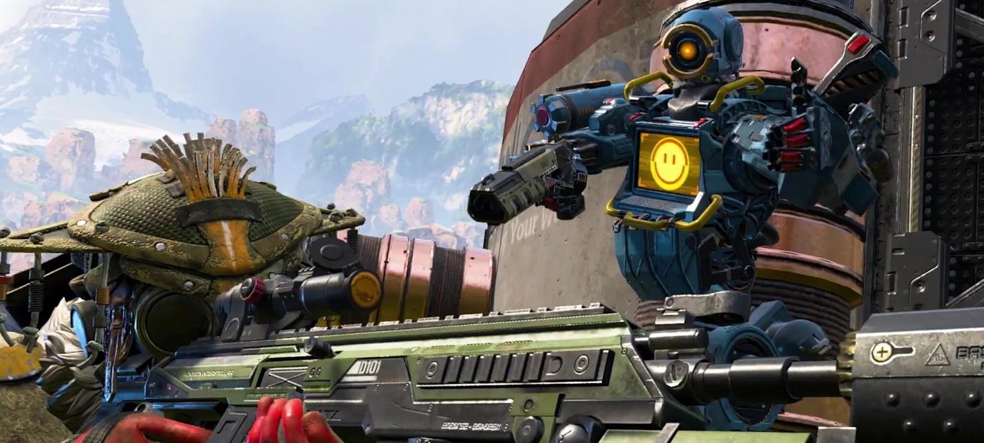 Слух: В Apex Legends появится энергетическая винтовка Havoc с возможностью заряжать выстрелы