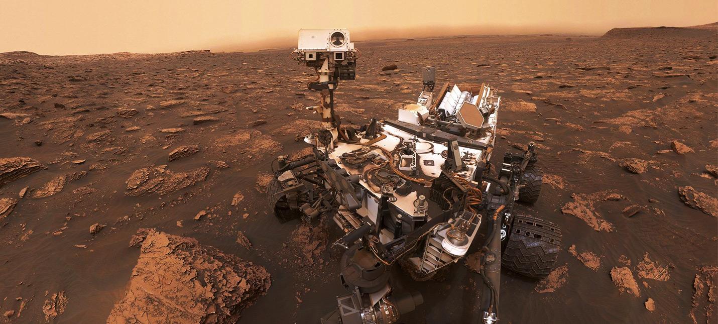 "NASA подтвердила ""смерть"" марсианского ровера Opportunity"