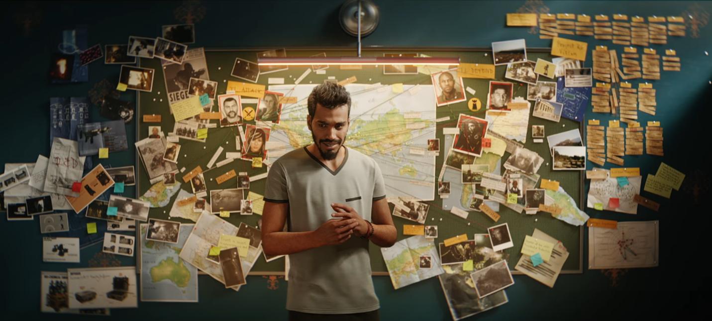 Ubisoft опубликовала короткометражку по Rainbow Six Siege