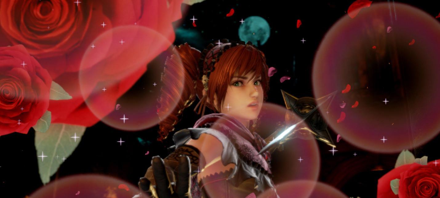 Ещё одна шпага: Эйми пополнит список персонажей Soulcalibur VI