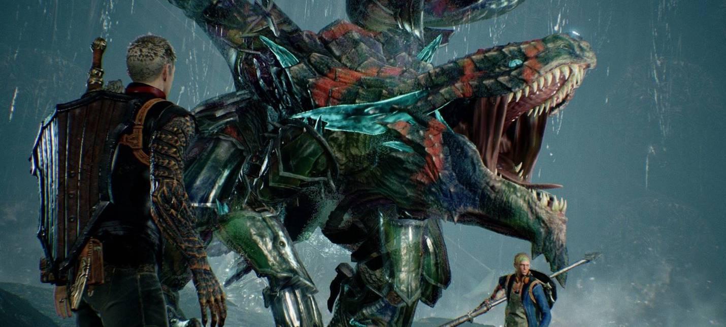 Слух: Platinum Games выпустит Scalebound на Nintendo Switch
