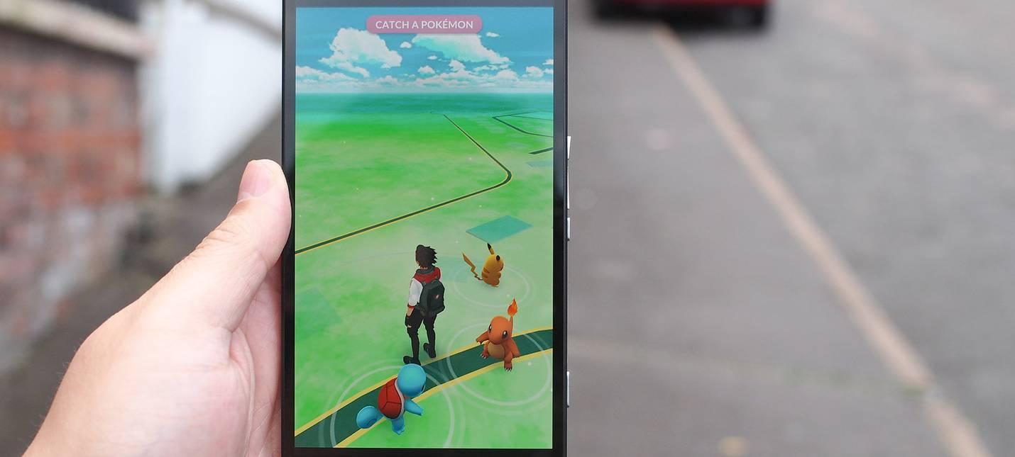 Создатели Pokemon Go уберут покемонов с частных территорий