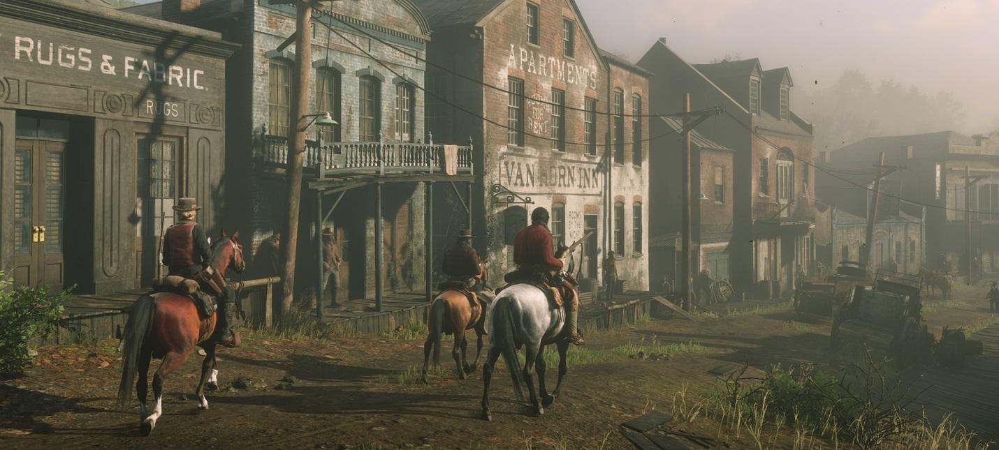 Обновление Red Dead Online добавит в игру новые режимы и оружие