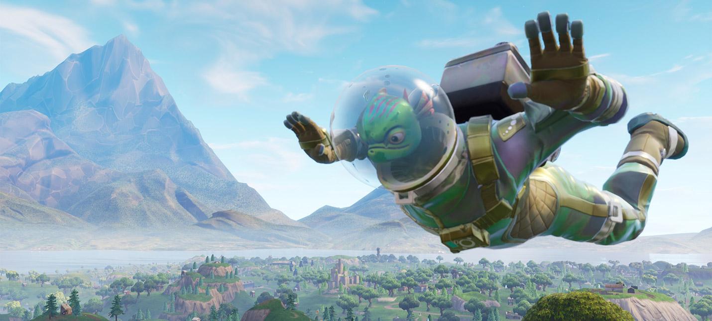 Система возрождения напарников из Apex Legends может появиться в Fortnite