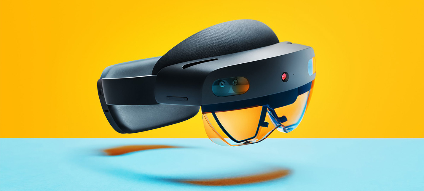Microsoft представила HoloLens 2 с поддержкой Unreal Engine 4