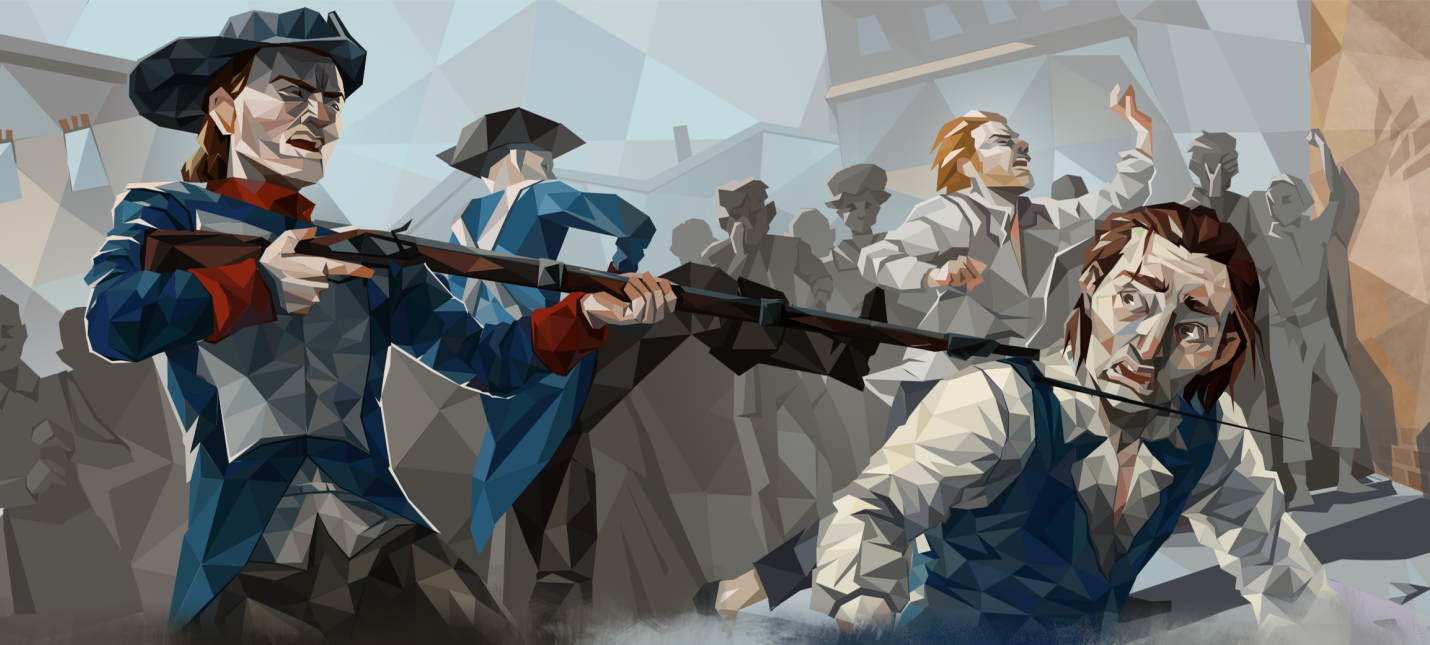 Геймплейный трейлер симулятора судьи We. The Revolution