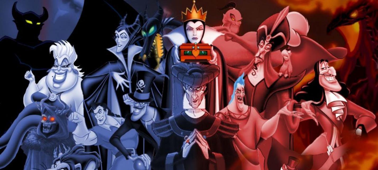 СМИ: Disney готовит сериал про своих классических злодеев