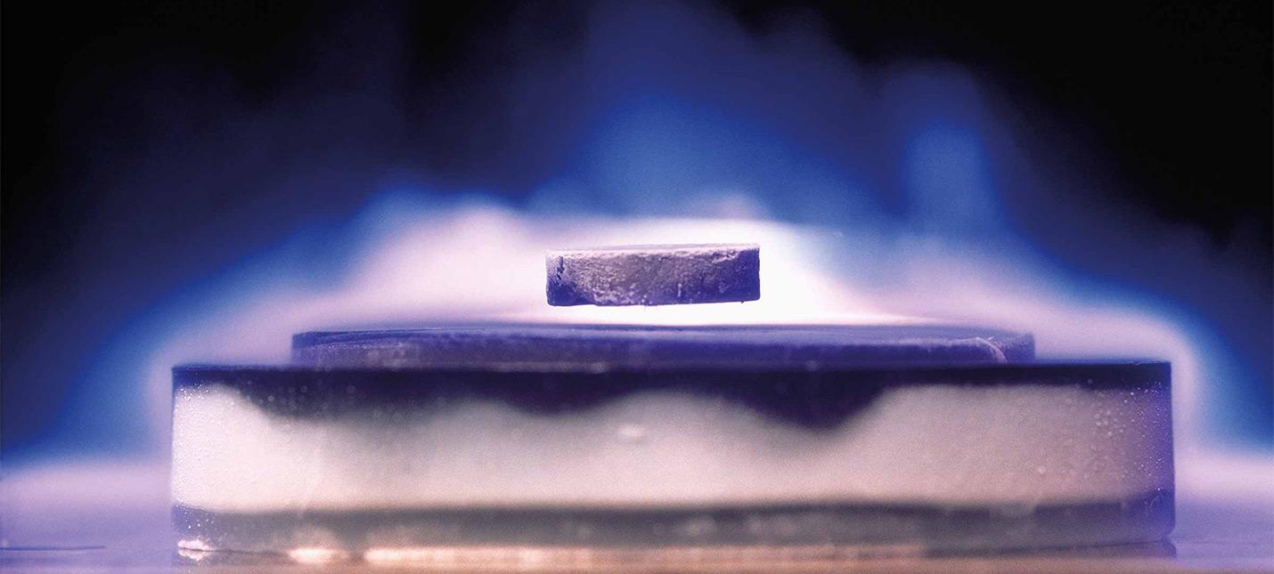 Армия США оформила патент на сверхпроводник для комнатной температуры