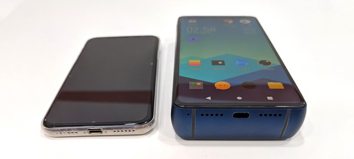 Этот аккумулятор Energizer оснащен смартфоном