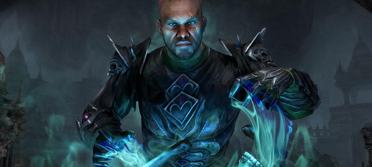 Релизный трейлер дополнения The Elder Scrolls Online: Wrathstone