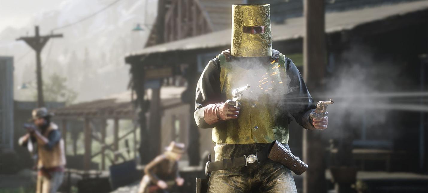 Red Dead Online приносит значительно меньше денег, чем GTA Online