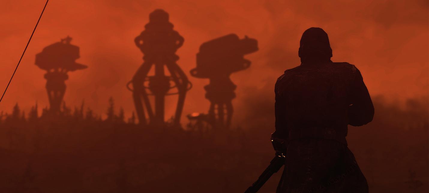 Игроки Fallout 76 открыли полицейский участок для защиты жителей пустоши