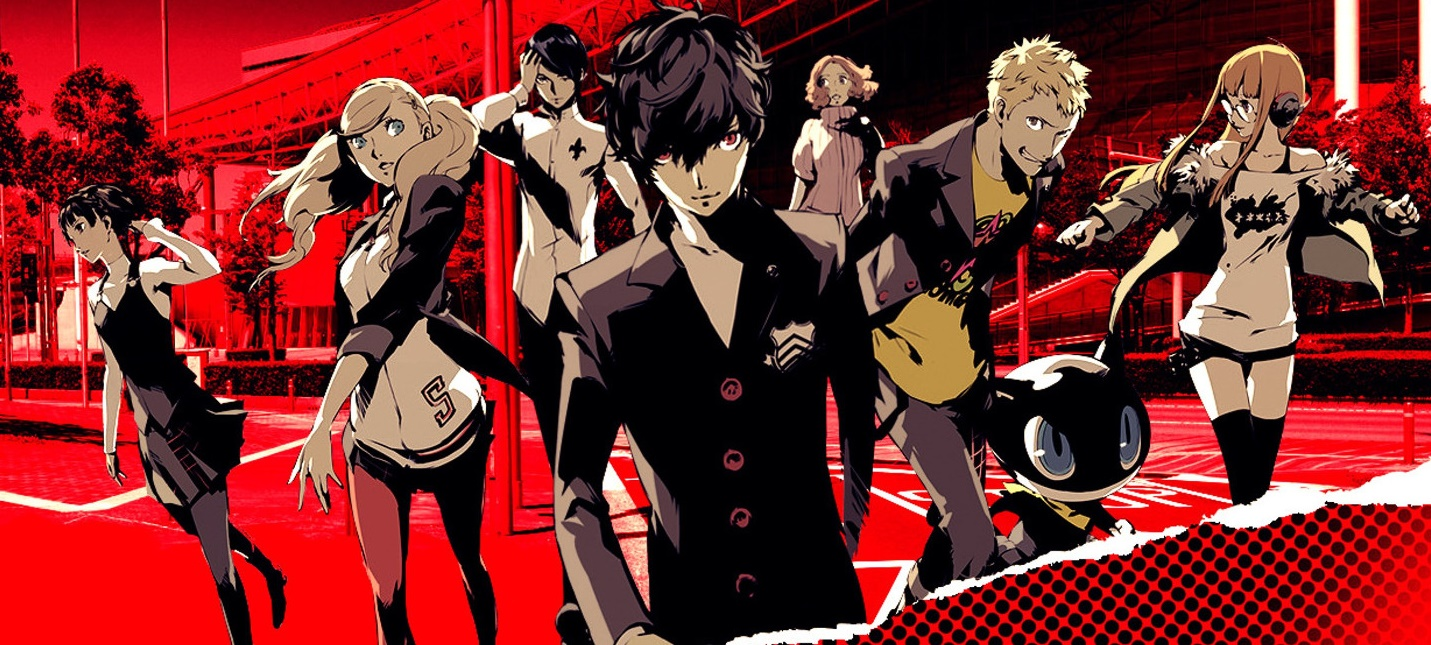 Слух: Persona 5 выйдет на Nintendo Switch уже в этом году