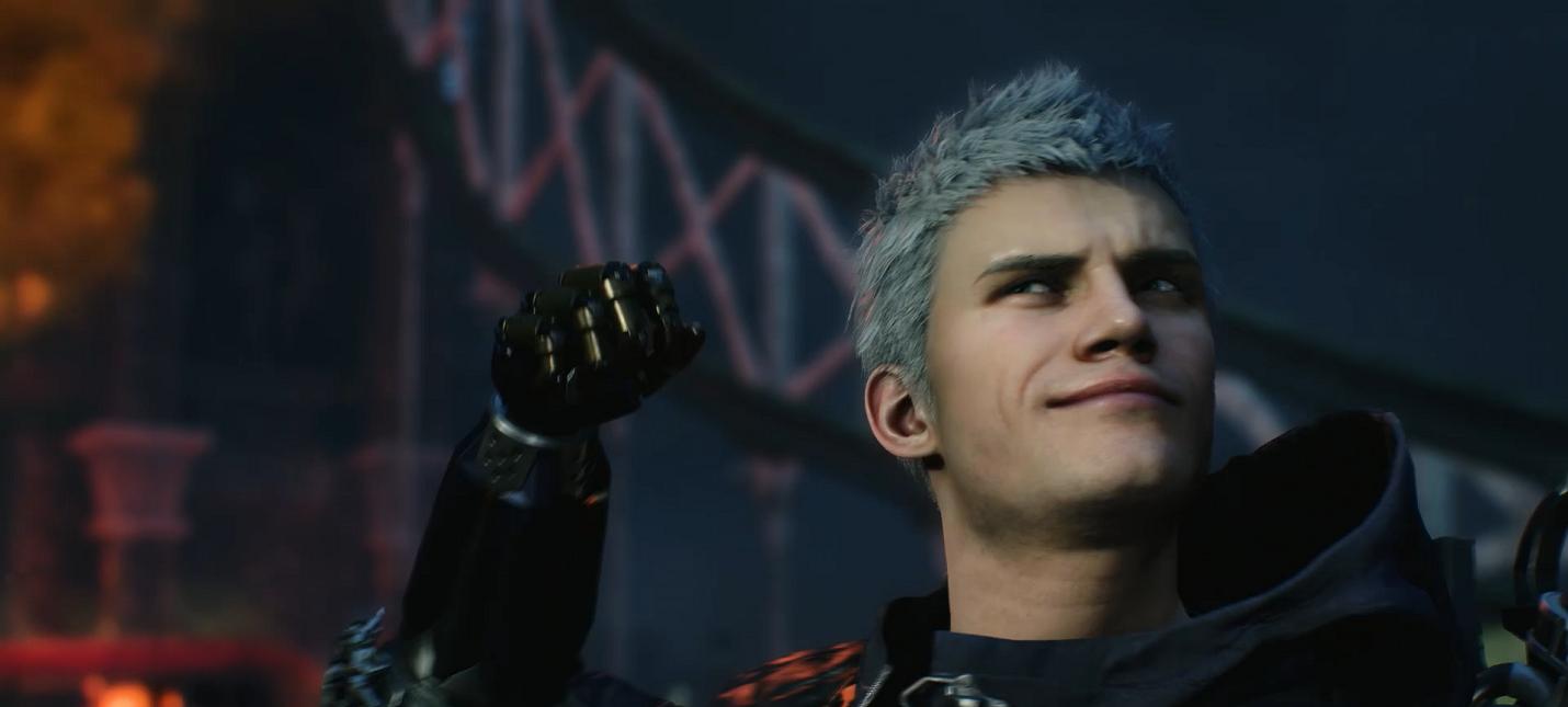 Ключевые события серии Devil May Cry в новом ролике