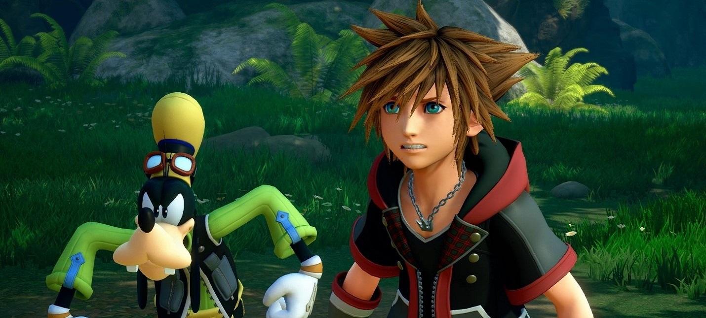 Появление Marvel и Star Wars в Kingdom Hearts 3 маловероятно
