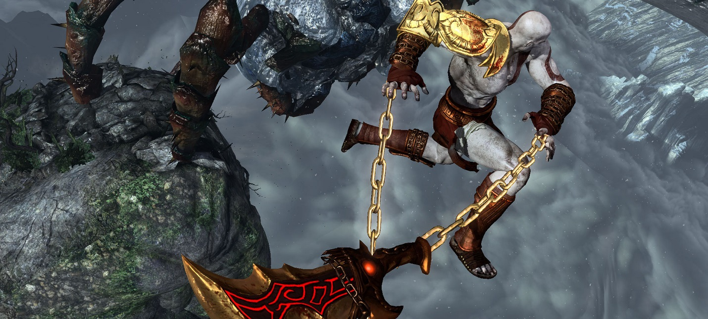 Серия игр God of War могла получить другое название